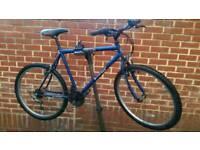 "Men's Bike Dunlop 26"" Wheels 21"" Frame"