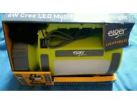 BRAND NEW ULTRA BRIGHT RECHARGEABLE LED WORKLIGHT WAS £50 TODAY OFFER £25