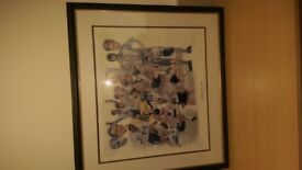 limited edition print Euro 96