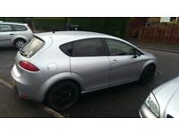 2007 seat leon fr tdi full mot £2600 no offers
