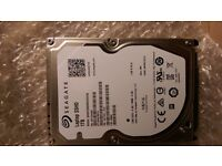 1tb 2.5 inch Seagate SSHD drive suitable for PS4