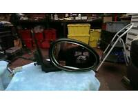 Mg zs driver's side electric door mirror