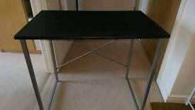 Desk table metal