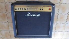 """Marshall Valvestate 2000 AVT50 50 watt guitar amp. 12"""" Celestion speaker. Like new."""