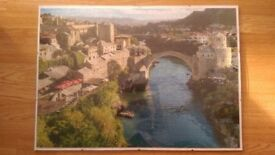 Mostar Bosnia 1000 Piece Jigsaw Puzzle