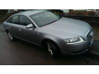 Audi A6 2006, Cat D,MOT,Service,Low miles, Faulty