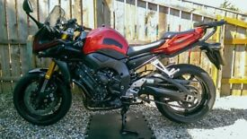 Yamaha FZ1s 07 lovely well looked after Bike with extras.