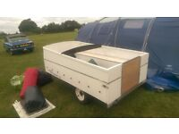 Camping Trailer /Cooker sink unit