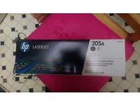 HP Laserjet 305a CE410A Black print cartridge unopened