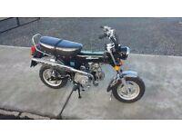 dx90 monkeybike st dax mini trail easy rider not honda step thru