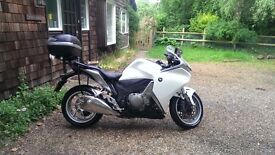 VFR 1200 with full Honda service history.