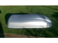 Nissan Branded Roof Box including roof bars