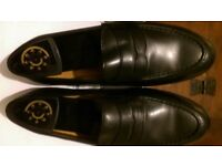 Grensons Mens Black Shoes Brand new Size 8/F