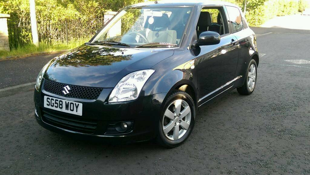 suzuki swift 1 5 glx 58 plate low mileage in hamilton south lanarkshire gumtree. Black Bedroom Furniture Sets. Home Design Ideas