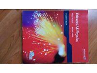 Physics AS A Level Textbooks Edexcel