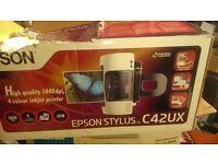 Epson stylus c42ux