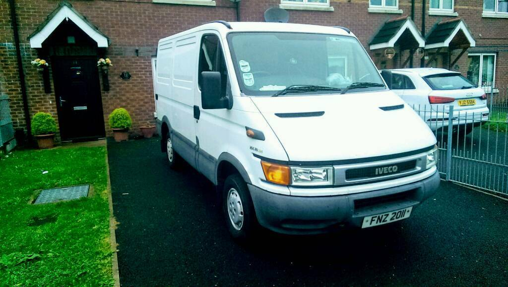 Iveco swb van spairs or repairs