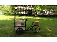 Ice cream Bicycle, Candy Floss Bicycle, Tricycle, Business Bike
