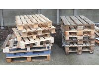 Wooden Pallets, free to collector available Broadstairs Ideal retro furniture or wood burner