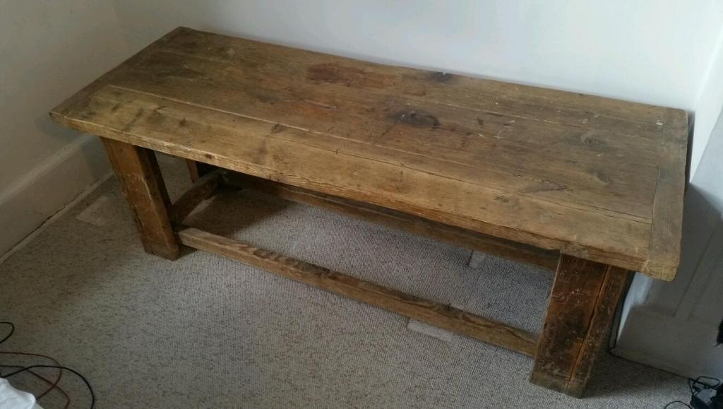 Habitat 5ft long coffee table 40 in brixton london for 5ft coffee tables