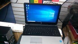 HP 350 G2 15.6 Laptop Intel Core i5-5200U 2.20GHz 4.0GB 500GB HD DDR3 Webcam
