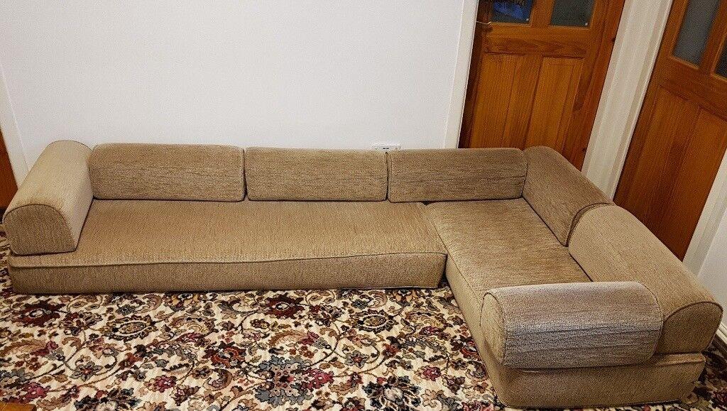 Arabic moroccan style majlis floor sofa set floor couch furniture living room sofa in for Arabic style living room furniture