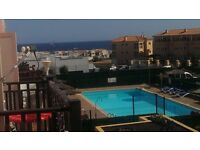 FUERTEVENTURA - 2 BED DUPLEX WITH SUPERB POOL AND SEA VIEWS