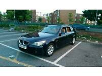 BMW 525D SE sport leather all documents new clutch mot tax £2,200