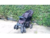 Used pram and car seat for sale