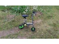 Phat trak mini bike