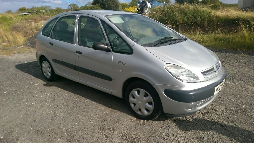 citroen xsara picasso 1 6 in millisle county down gumtree. Black Bedroom Furniture Sets. Home Design Ideas
