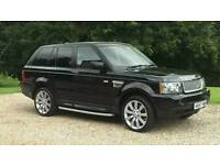 RANGE ROVER SPORT IN IMMACULATE CONDITION FULL MAIN DEALER HISTORY SIMILAR MERCEDES ML BMW X5