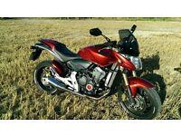 Honda cb600 hornet 2008 ABS