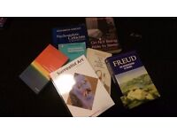 7 psychology related books
