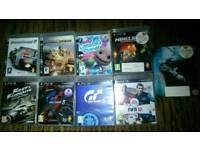 PlayStation3 games
