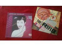 2 x Duran Duran records