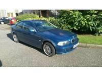 BMW E46 3.18 Spares or repair