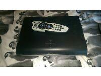2x sky boxs hd with remote n plug