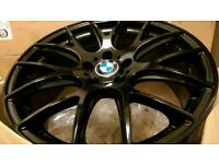 "*NEW* SET OF BMW 19"" CSL ALLOY WHEELS 5X120 5 6 7 SERIES M3 M4 M5 M6 MSPORT"