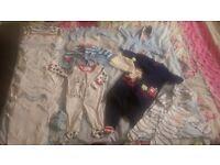 Large baby boy 0-3 clothes bundle