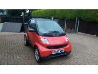 Smart car 2007,