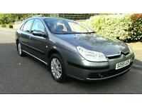 2006 CITROEN C5 1.6 HDI DESIGN * ONLY 53000 MILES *