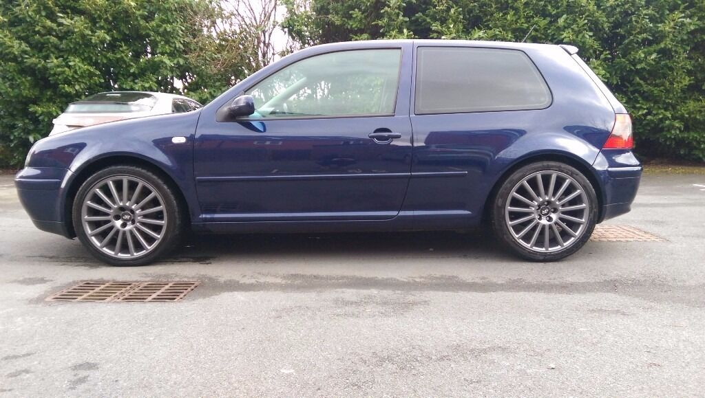 vw golf mk4 v6 4motion 2000 76k miles full r32 suspension vr6 in kington herefordshire gumtree. Black Bedroom Furniture Sets. Home Design Ideas