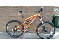 Titus El Guapo Mountain Bike