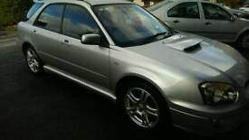 2006 Subaru Impreza wagon WRX Sl