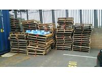 Free American pallets or fire wood