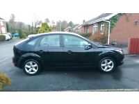 FORD FOCUS ZETEC - Just MOT'd, 4 New tyres, low miles, great condition!