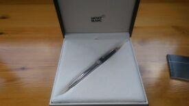 Mont Blanc Pen, RRP £366