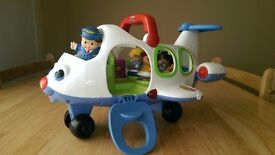Fisher Price Little People Aeroplane