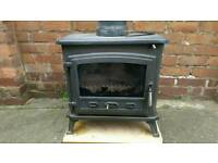 Multi fuel burner 8kw open to offers